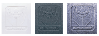image of three babyminder logos
